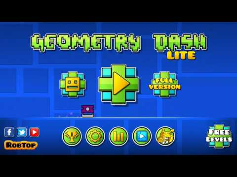 Геометрия даш очень сложная игра