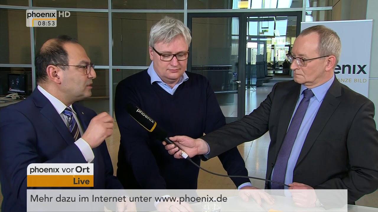 Interview mit Sönke Rix und Grigorios Aggelidis am 23.02.18 - YouTube