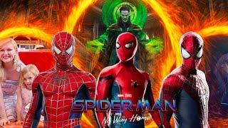 "Spider-Man No Way Home ""PREVIEW"" Breakdown & BIG Trailer NEWS"