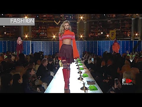 FENTY PUMA BY RIHANNA Fall Winter 2017 2018 Paris Fashion Week - Fashion Channel