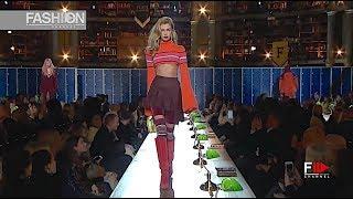 FENTY PUMA BY RIHANNA Fall Winter 2017 2018 Paris Fashion Week   Fashion Channel
