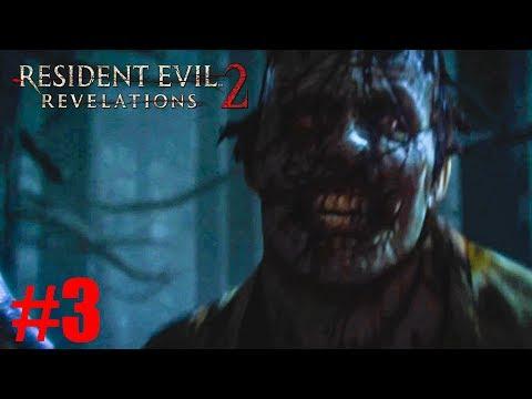 СОВЕТСКИЕ ПРОСТОРЫ! ► Resident Evil: Revelations 2 Прохождение #3 ► ХОРРОР ИГРА