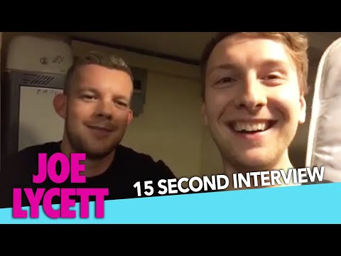 The 15 Second Interview with RUSSELL TOVEY