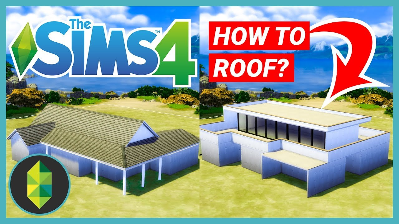 How To Roof In Sims 4 Tips Tricks