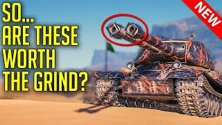 Are Double-Barreled Tanks Worth Your Time? | World of Tanks ST-II Gameplay - Update 1.7.1 Patch