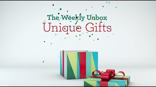 Unique Gifts | Weekly Holiday Unboxing | Qvc