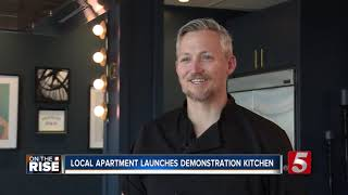 Nashville high-rise Broadstone Gulch caters to chefs, foodies