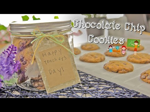 How To Make Chocolate Chips Cookies | Share Food Singapore