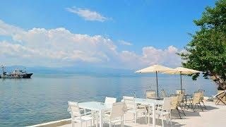 видео Остров Эвия (Эвбея) | Греция, Эвия - расположение на карте