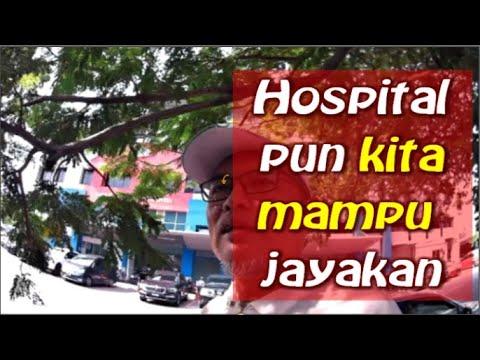 Hospital SALAM, antara cita-cita dan air mata