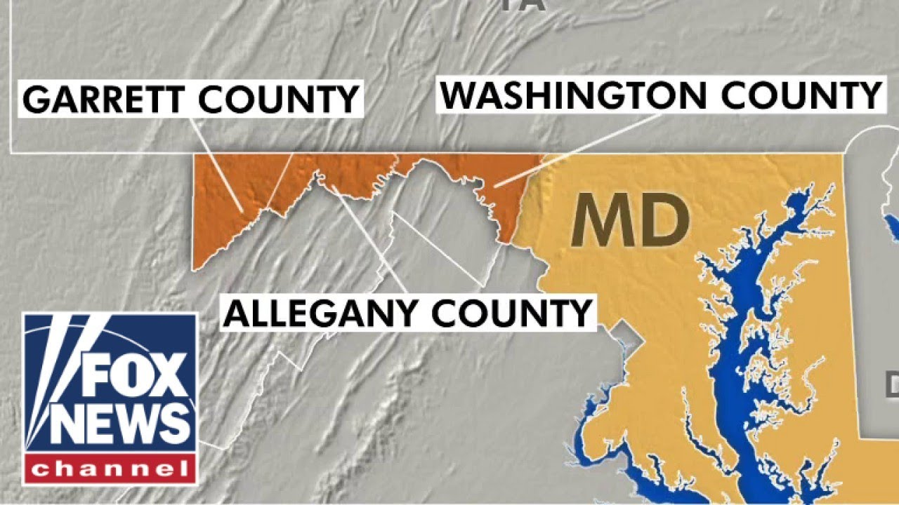 Download Republican Maryland counties want to secede