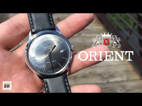 Orient Bambino V3 Gen 2  Bauhaus Anthracite Review