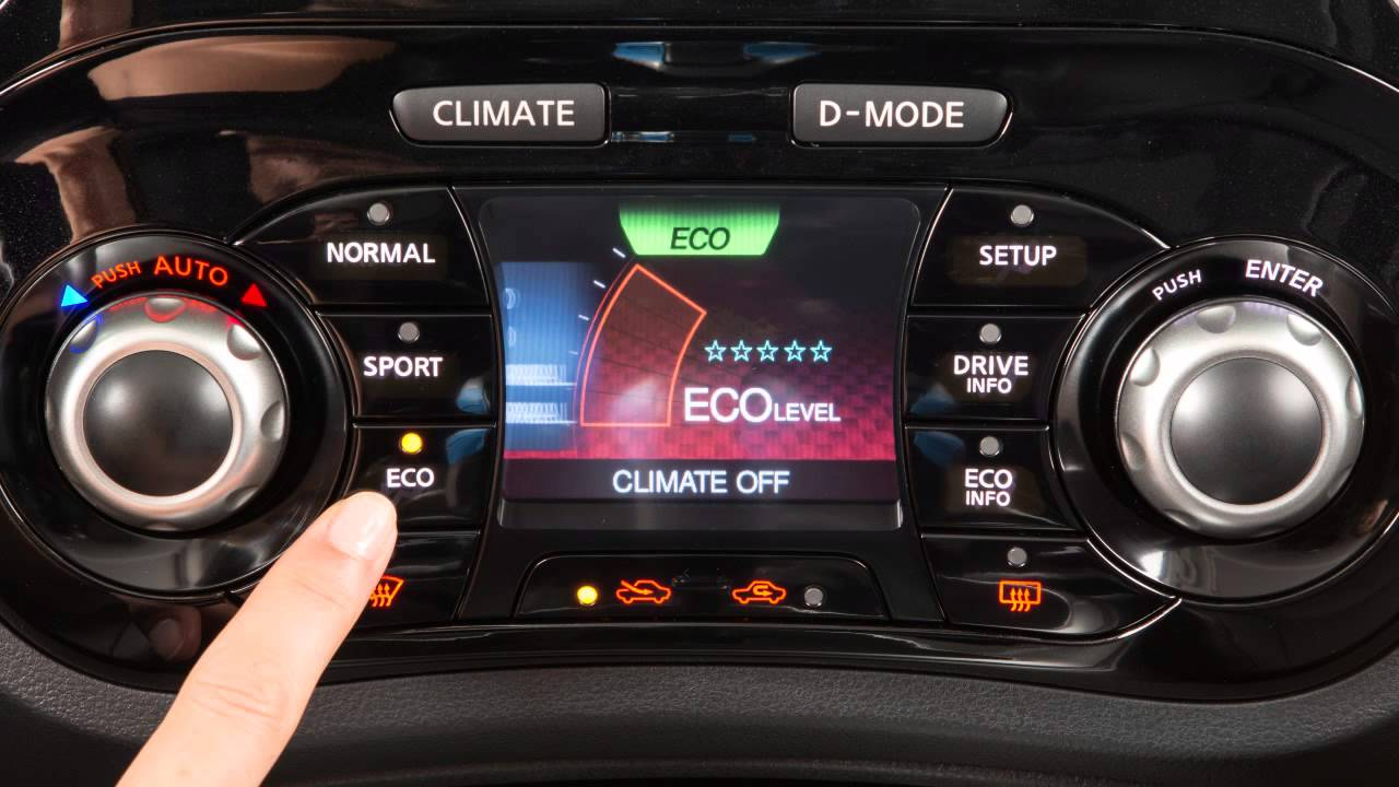 2015 NISSAN Juke - Automatic Air Conditioner with ...