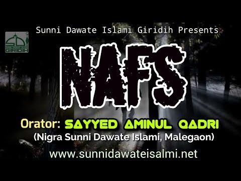 NAFS By Sayyed Aminul Qadri