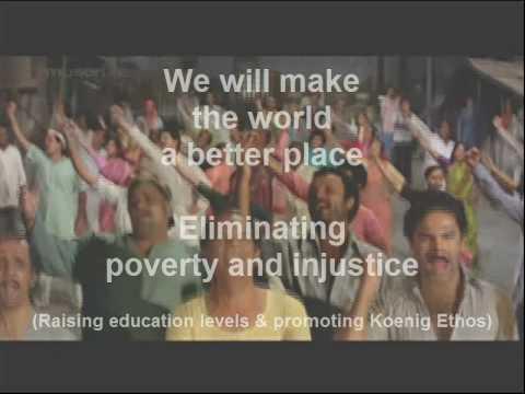 Koenig Solutions' Motivational Song