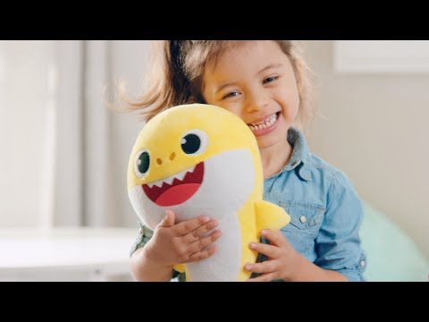 Singing Baby Shark Toys Have Arrived For Your Little Ones This Christmas