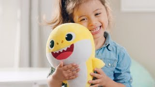 Baby Shark | New Singing Plush Toys Available Now!
