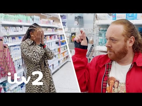 Keith Lemon's Got Some Very Spicy Intimate Questions For Mel B! | Shopping With Keith Lemon