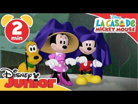 La Casa de Mickey Mouse: Aprende a contar con Mickey en un castillo | Disney Junior Oficial