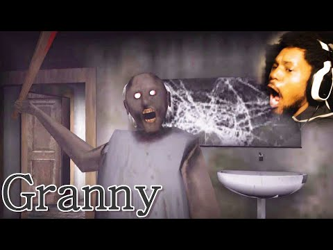 WHOSE GRANNY IS THIS!? CLOSE YOUR MOUTH | Granny