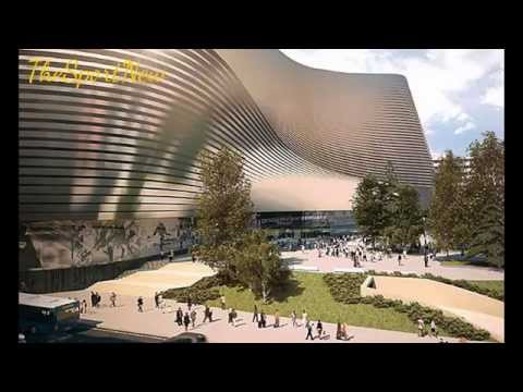 New stadium Real Madrid 2017