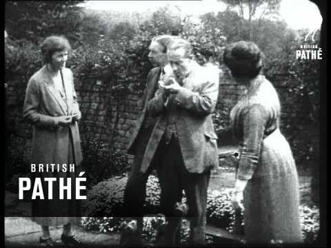 Mr Baldwin At Home (1923)