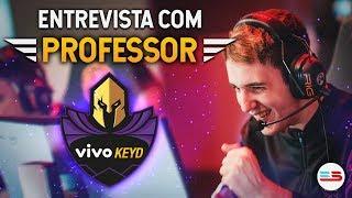 Entrevista PROFESSOR (Vivo Keyd) Relegation CBLOL 2019 - eSportsBR