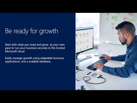 Live Demo: Microsoft Explains Dynamics 365 Business Central