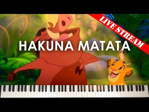 Hakuna Matata - Kids' Live Lesson Preview