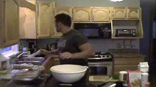 Musclecooktv- Muscle Building Recipes -turkey Meat Loaf