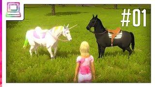 The Unicorn Princess (Part 1) (Horse Game)