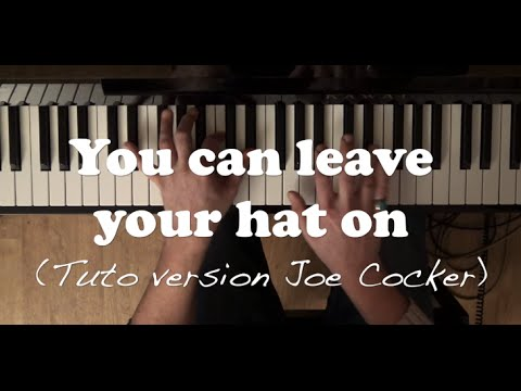 gratuitement joe cocker you can leave your hat on