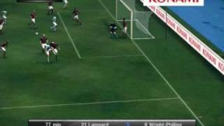 תקציר משחק; מנצ'סטר סיטי נגד ווסטהאם - PES 2010