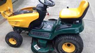MTD Yardman Ride-on Repair