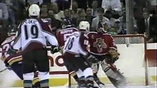 Peter Forsberg 1996 Finals Hat Trick