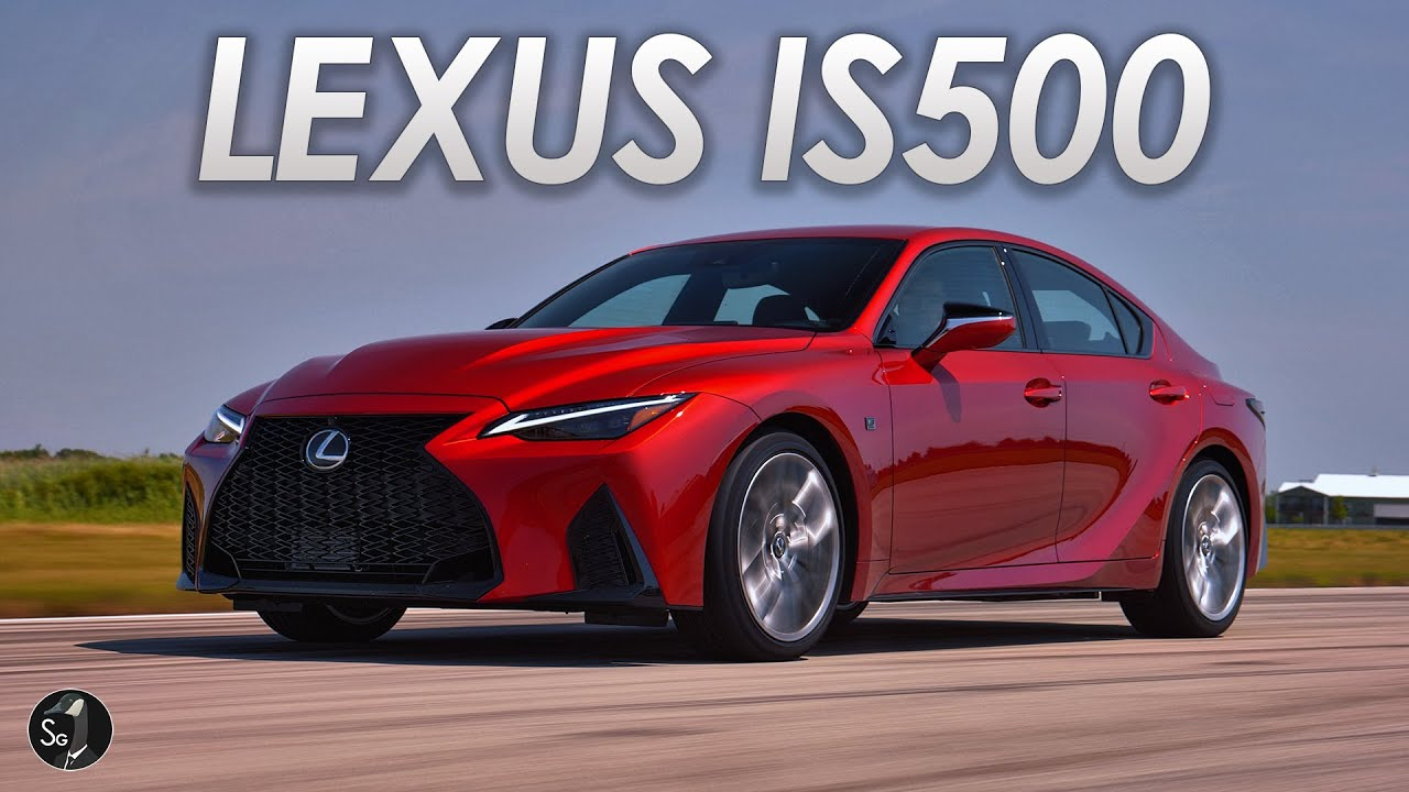 Lexus IS500 | V8 Armageddon