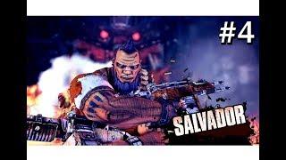 Borderlands 2 LetsPlay/Three Horns and Harold/Salvador #4