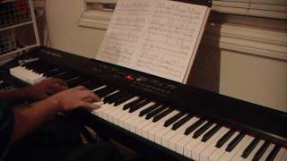 RENT - seasons of love piano (instrumental)