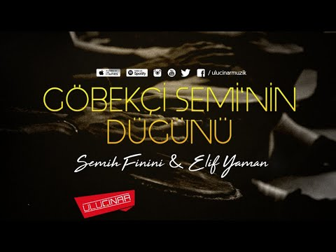 Semih Finini & Elif Yalman - Mango Seminin Düğünü