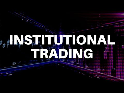 Institutional Forex Trading Live With Students