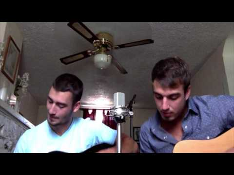 Can't Say No - Dan and Shay Cover (by Nathaniel and Casey Gray)