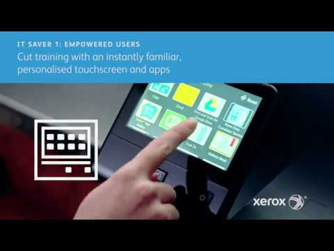 IT Management Time Savers with ConnectKey - Xerox