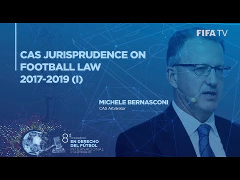 Michele Bernasconi | FIFA-RFEF 8th International Congress in Football Law
