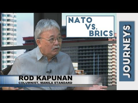 JOURNEYS: BRICS and Multi-Polar World - with Rod Kapunan