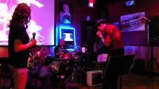 She's A Rocker  (Original) by the Wailin' Wolves Band