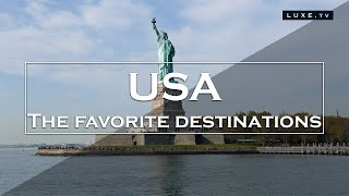 United-States - Touristic getaway from Washington D.C to Las-Vegas - LUXE.TV