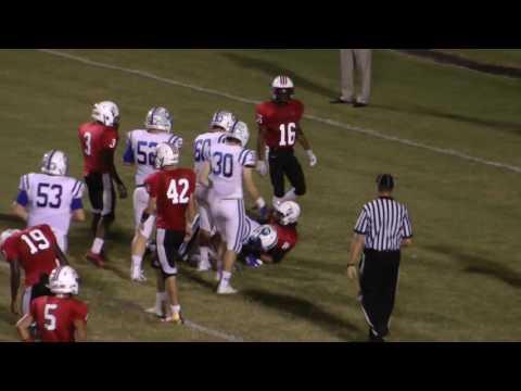 Malik Davis #20 Jesuit Tigers 2016 Ultimate Highlights