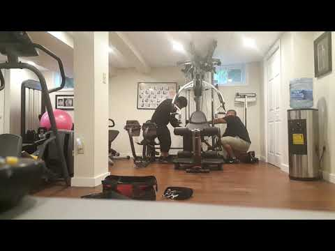 How to disassemble a gym and move it  by pro fitness movers