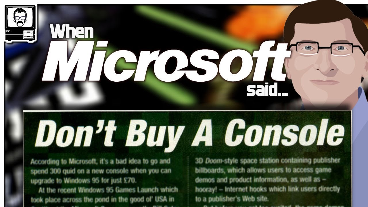 """Download """"Don't Buy a Console""""   Nostalgia Nerd"""