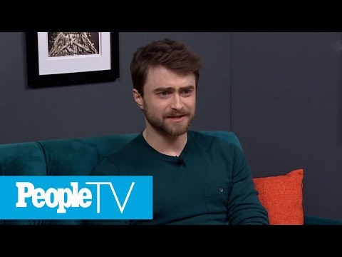 How Judd Apatow Asked Daniel Radcliffe To Appear In 'Trainwreck' | PeopleTV | Entertainment Weekly